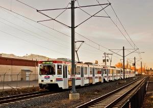 TRAX Train Cars